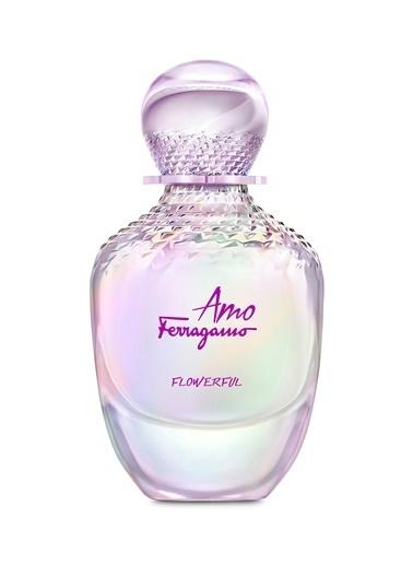 Salvatore Ferragamo Salvatore Ferragamo Amo Flowerful 100 ml Parfüm Renksiz